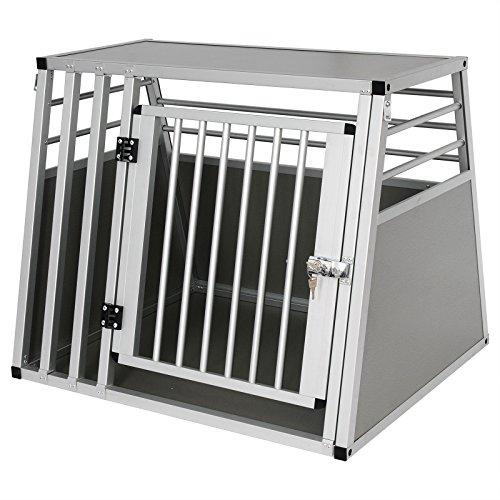 hundebox hundetransportbox transportbox alubox aluminium. Black Bedroom Furniture Sets. Home Design Ideas